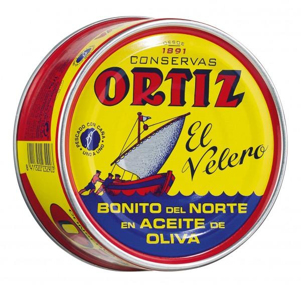 Weißflossen-Thunfisch von Ortiz