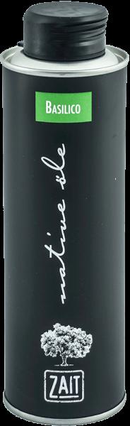 Basilico - Olivenöl mit Basilikum von Zait